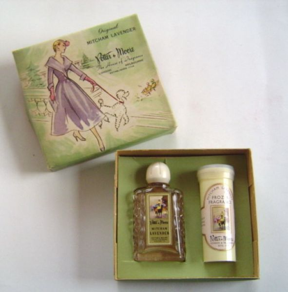 Potter and Moore - Mitcham Lavender Gift Set