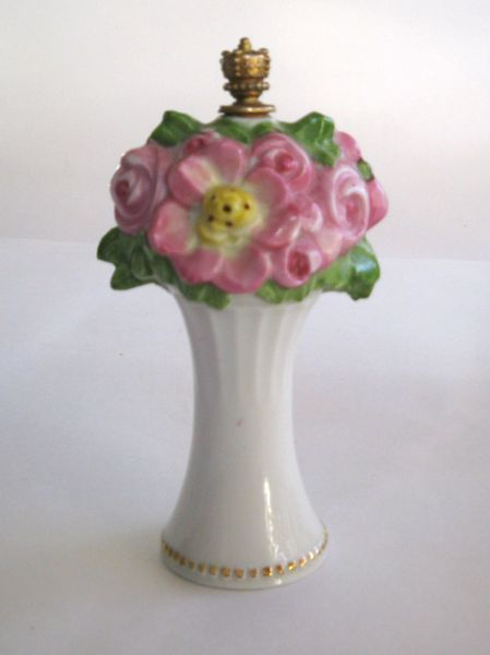 Crown Top - Vase of Flowers