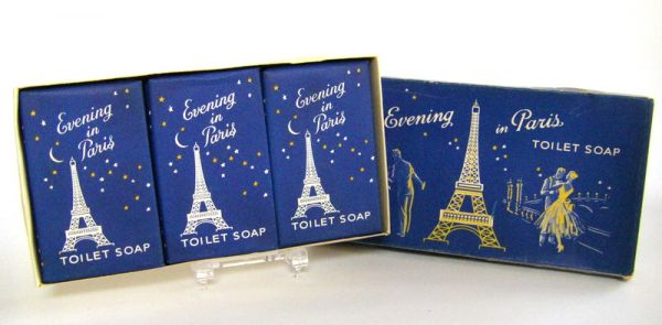 Evening in Paris Soap