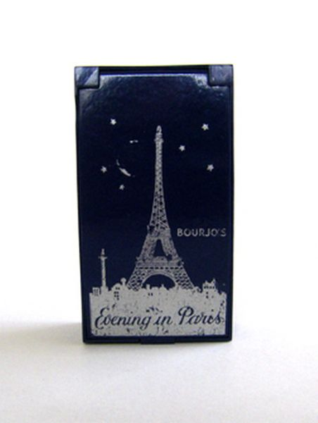 Evening in Paris bakelite box