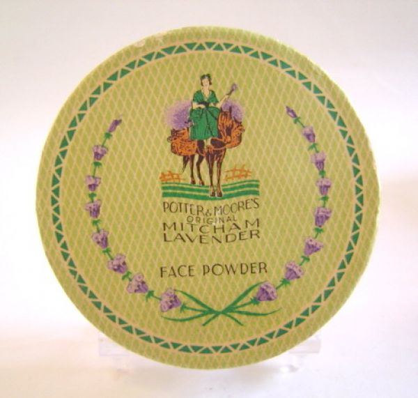 Potter and Moore - Mitcham Lavender Face Powder