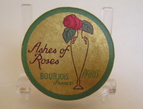 Bourjois - Ashes of Roses Rouge container