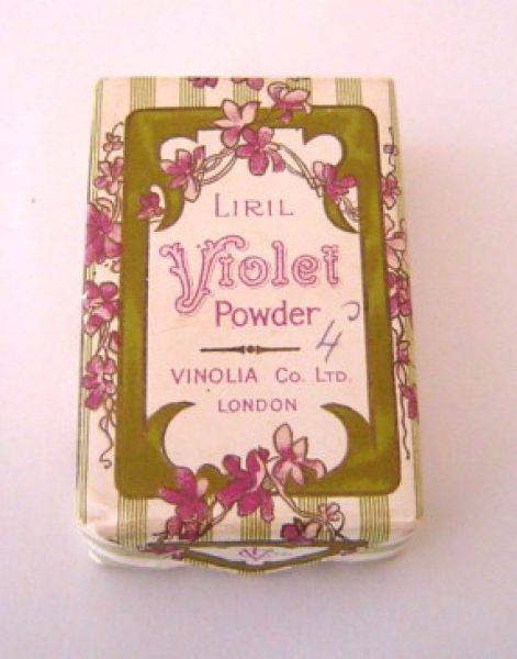 Vinolia - Liril Violet Powder
