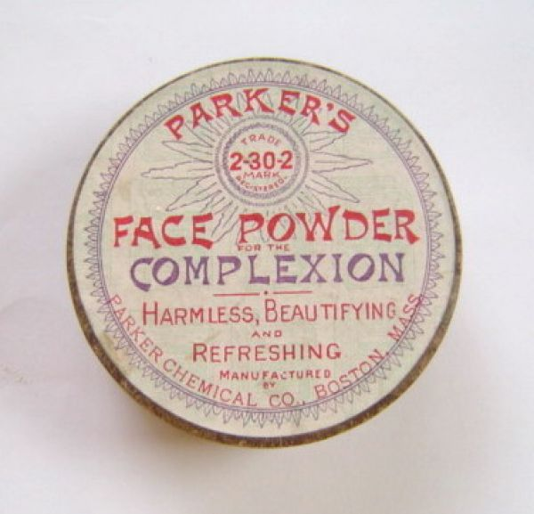 Parkers Face Powder