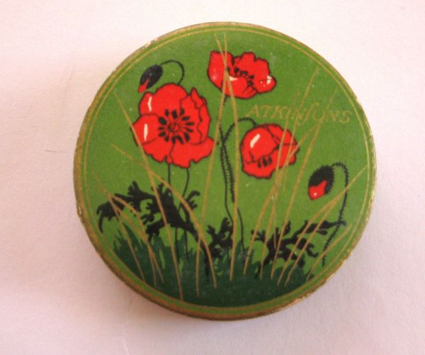 Atkinsons Californian Poppy Face Powder