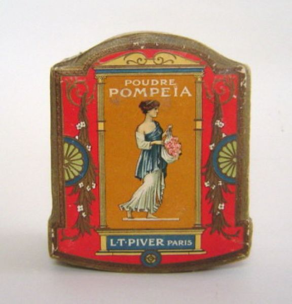 L T Piver - Pompeia Face Powder