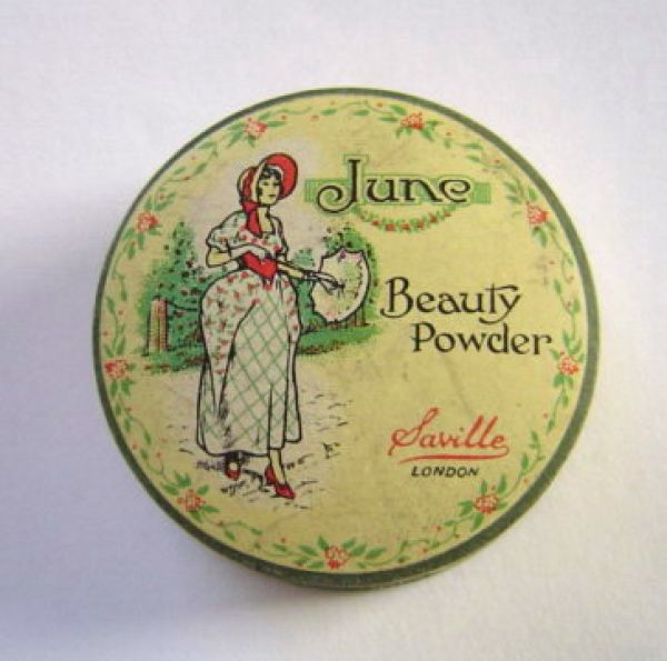 Saville - June Powder Box