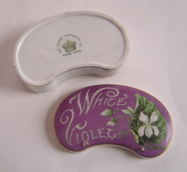 Crown Perfumery Co London -  White Violet