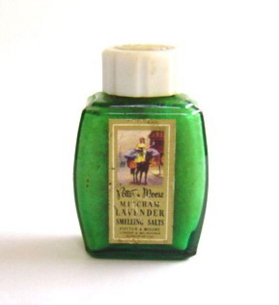 Potter and Moore - Mitcham Lavender smelling salts