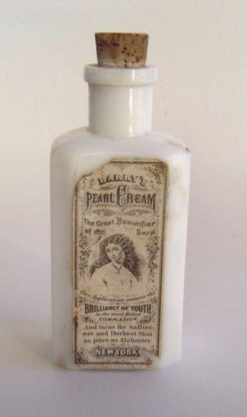 Barry's Pearl Cream