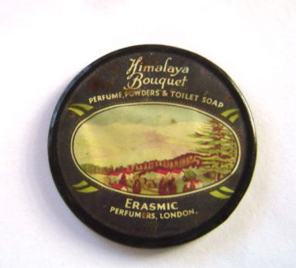 Erasmic - Himalaya Bouquet handbag mirror