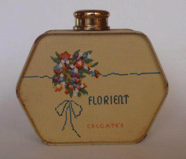 Colgate & Co - Florient Talcum Powder