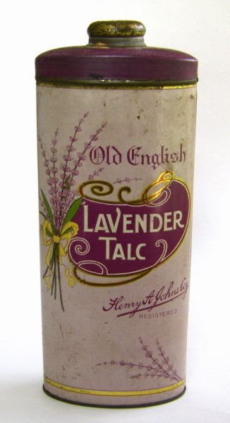Old English Lavender Talc