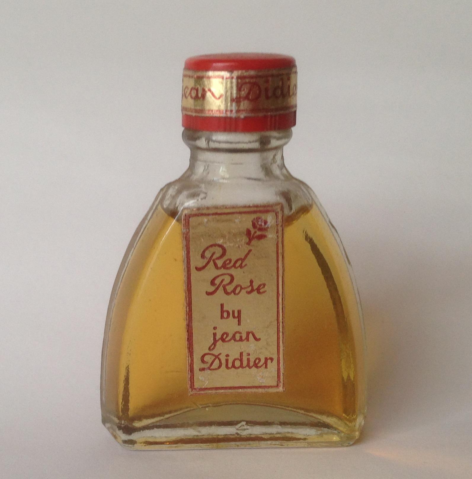 Jean Didier - Red Rose Perfume