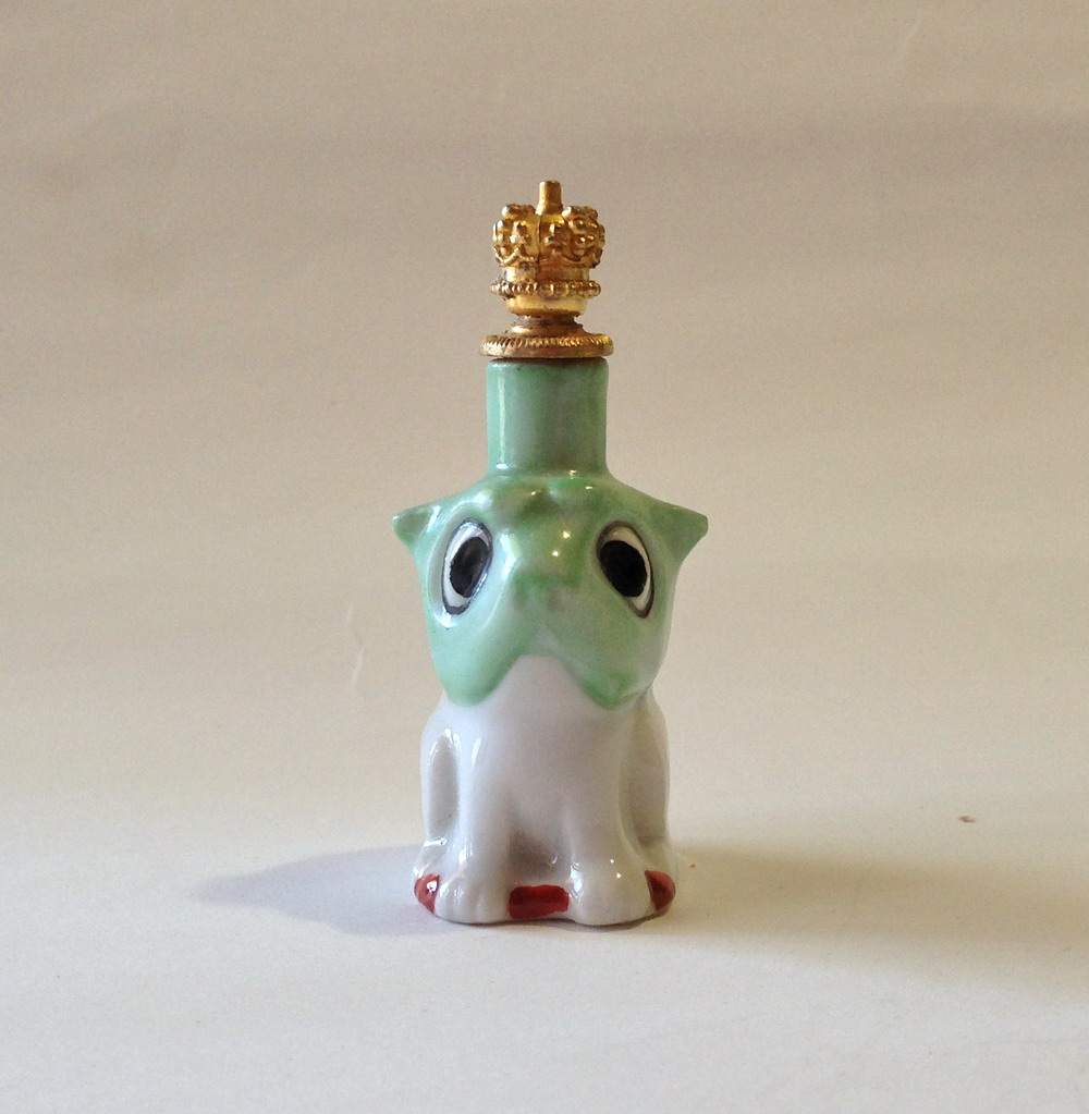 Crown Top - Frog