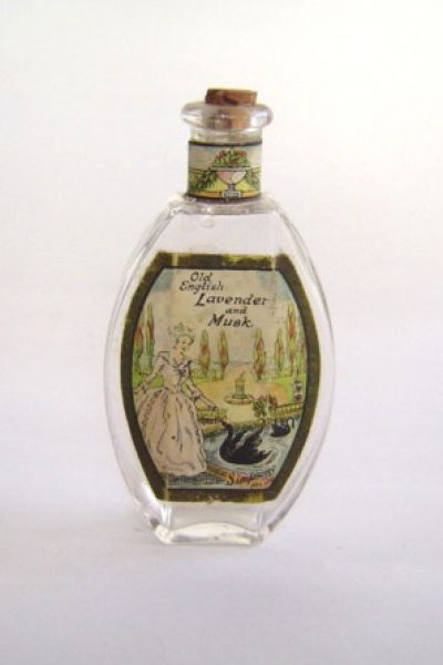 Simpsons - Old English Lavender and Musk