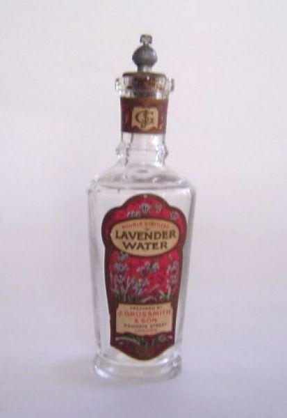 J Grossmith - Lavender Water