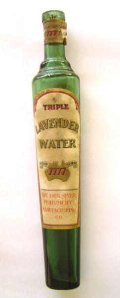 7777 - Triple Lavender Water