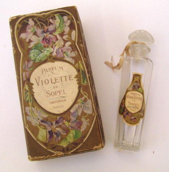 Francis Detroit - Violette de Sopel