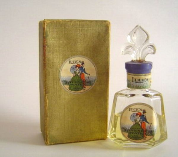 Luce's - Old English Lavender Water