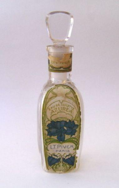 L T Piver - Azurea Perfume Bottle