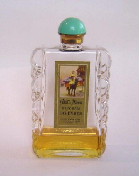 Potter & Moore - Mitcham Lavender