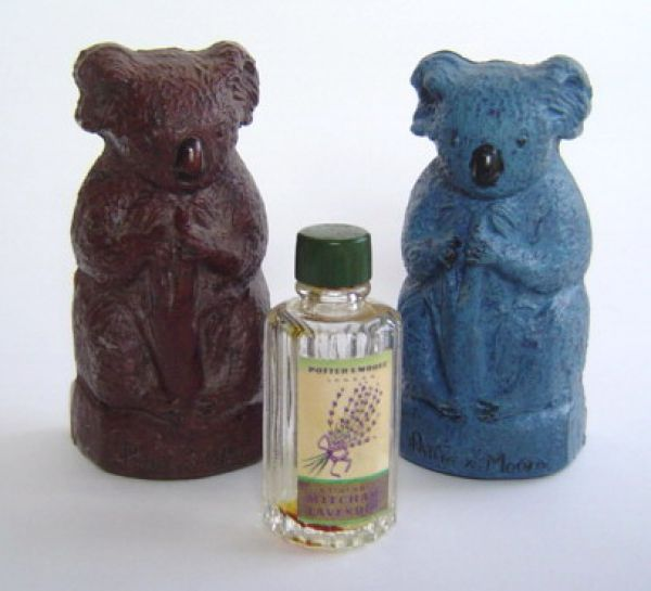 Potter and Moore - Koala with lavender