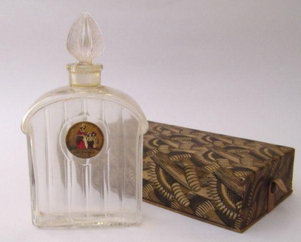 Yardley - Lavender in art deco box