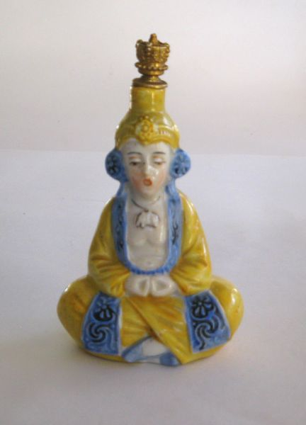 Crown Top - Asian Priestess