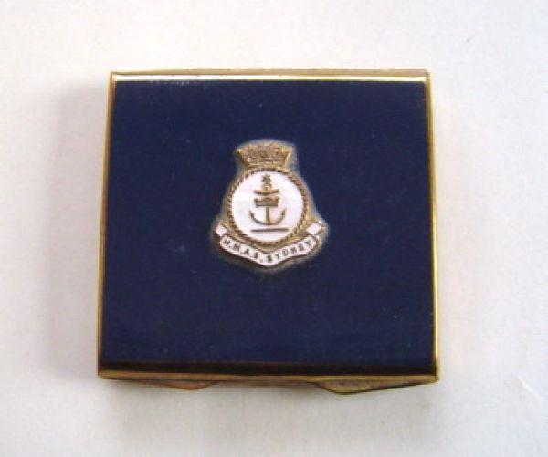 Commemorative compact HMAS Sydney