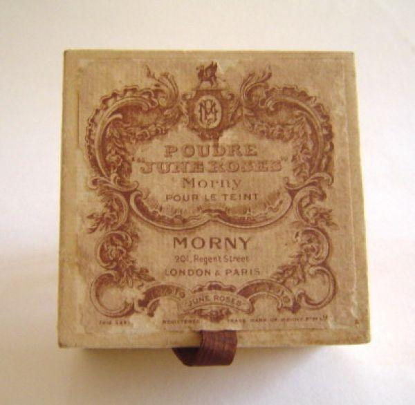Morny - June Roses Face Powder