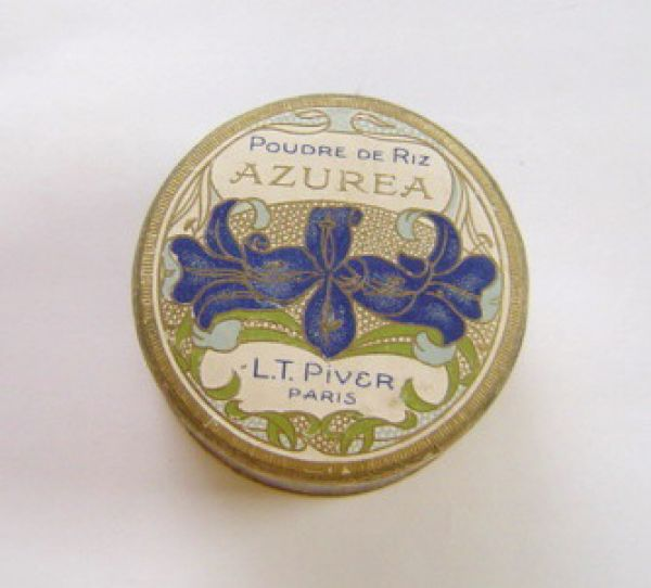 L T Piver - Azurea Face Powder