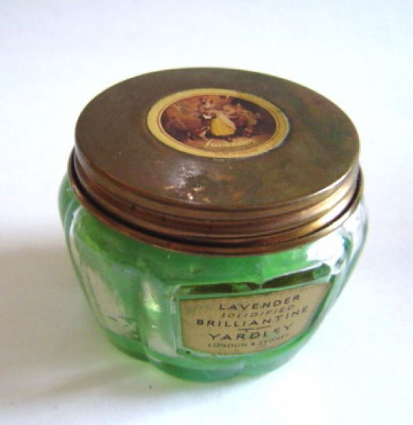 Yardley - Solidified Brilliantine