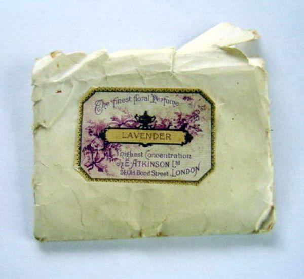J & E Atkinson - Lavender Sachet Powder