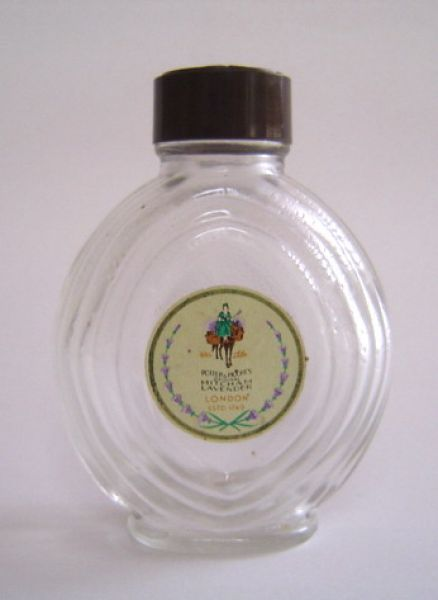 Potter & Moore - Mitcham Lavender Talcum Powder Bottle
