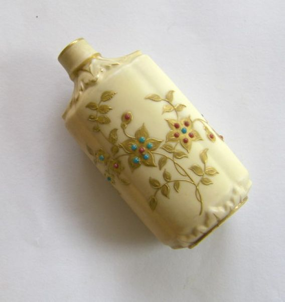 Royal Worcester Perfume flask