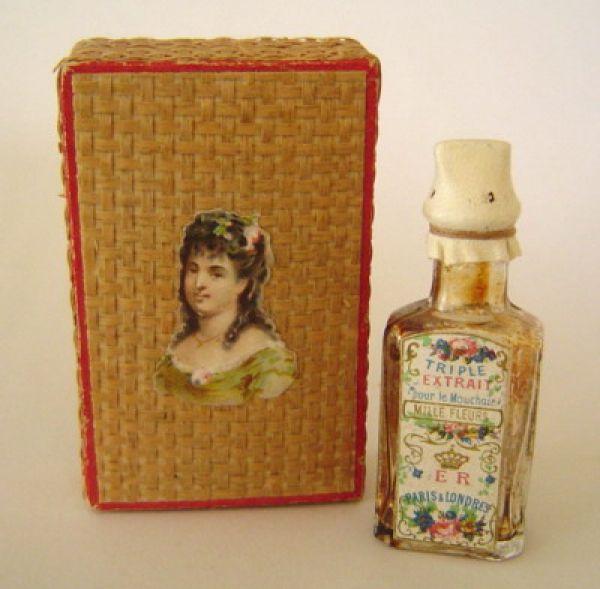 Rimmel - Mille Fleurs - Pour le Mouchair