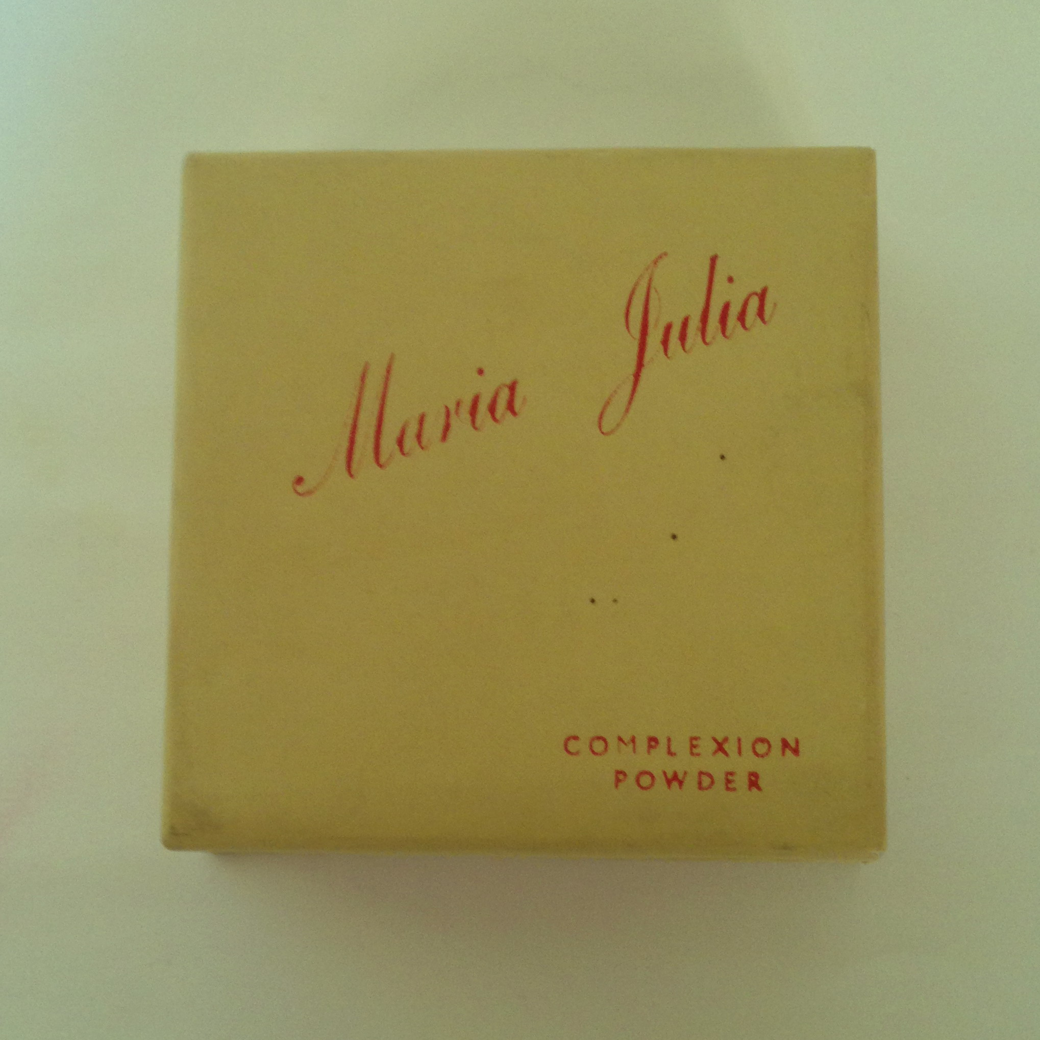 Maria Julia - Face Powder