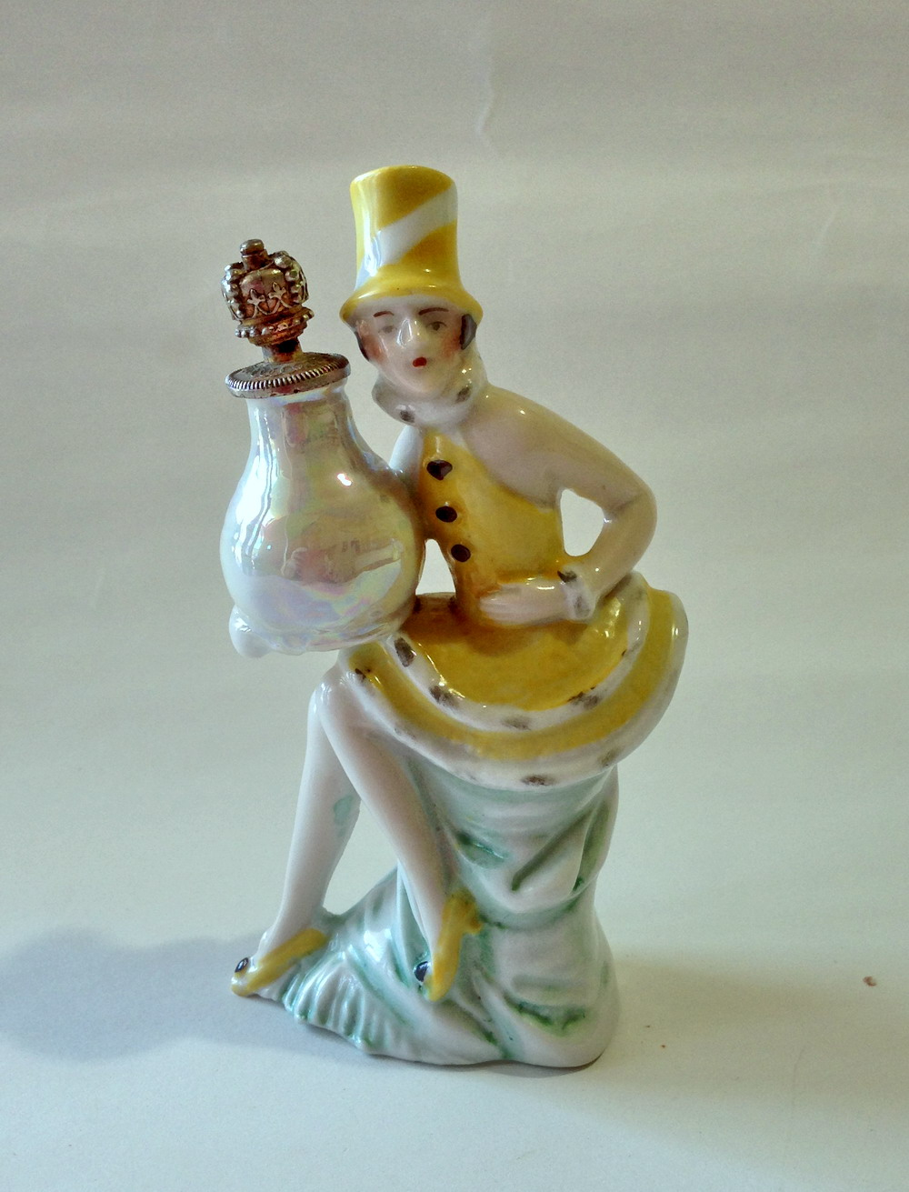 Crown Top - Yellow girl