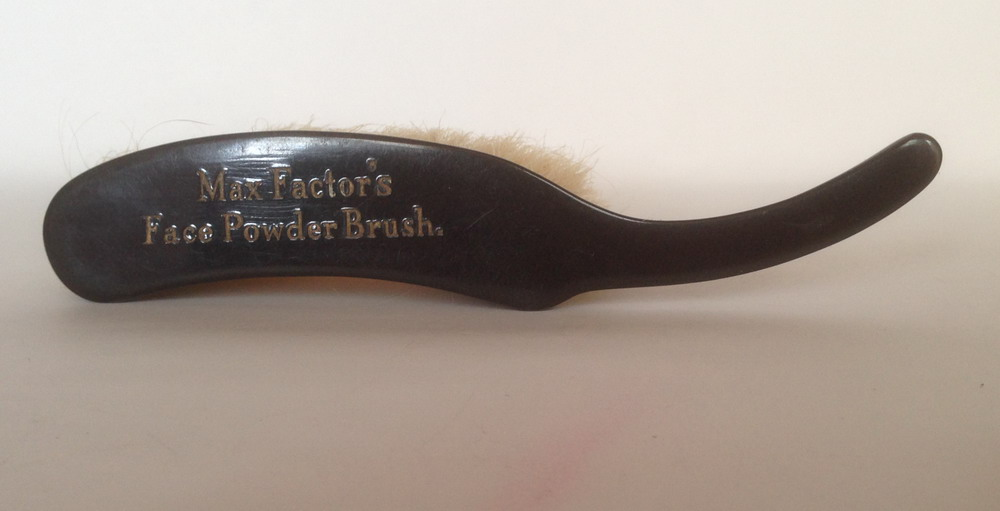 Max Factor Face Powder Brush
