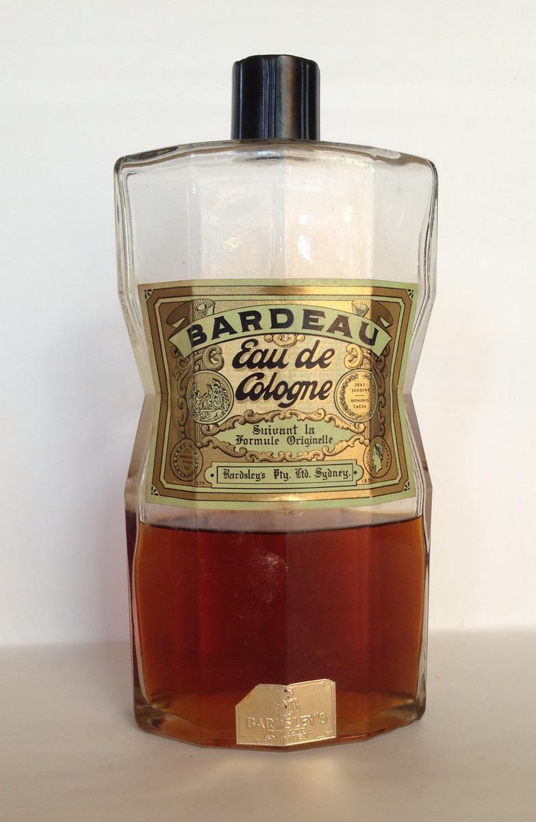 Bardeau - Eau de Cologne