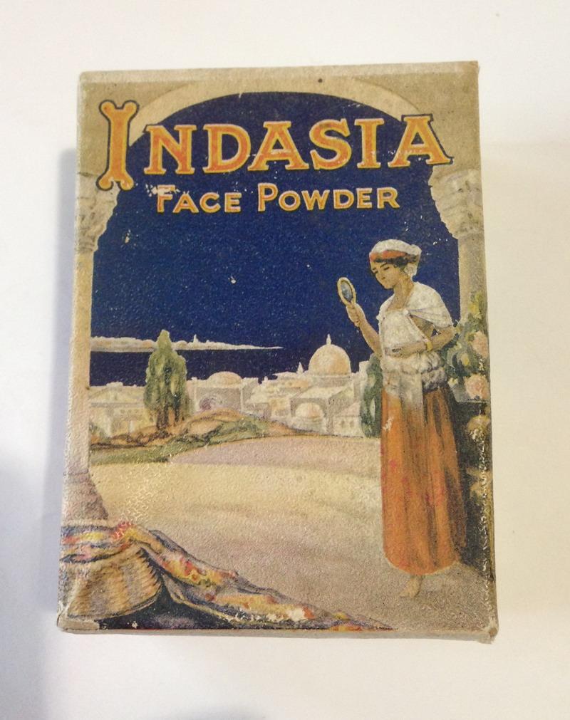 Indasia Face Powder