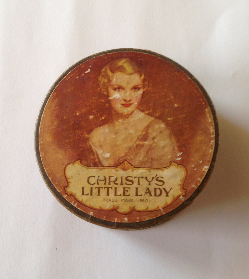 Christy's Little Lady face powder