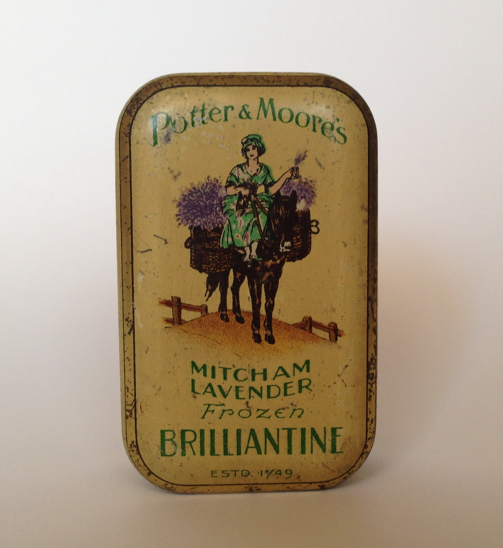Potter & Moore - Brilliantine