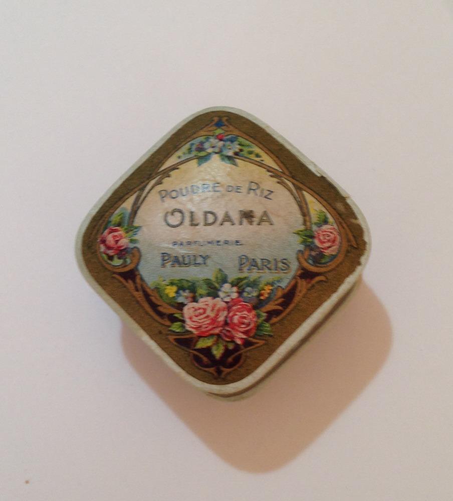 Oldana powder box
