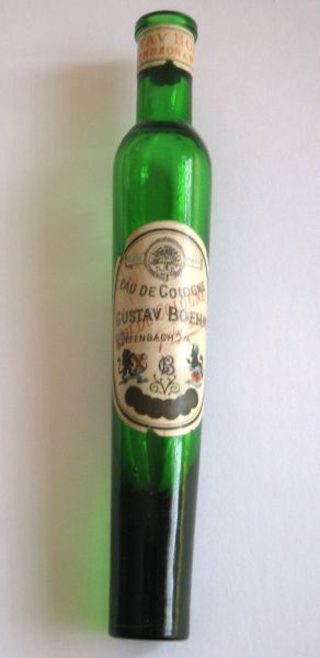 Gustav Boehm - Eau de Cologne - green